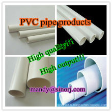 Haute qualité et meilleur prix-PVC tuyau production line(50-200mm)