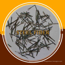 Fibra de acero enganchada / fibra de acero / fibra de acero concreta