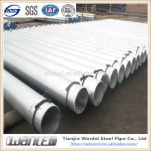Горячее цинкование металлический забор пост производство в Китае