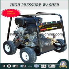 350bar Key-Start Diesel Engine Industrial Duty Professional Laveuse à haute pression (HPW-CK220)