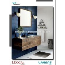 Luxus-Ansicht Preiswertes Badezimmer-Eitelkeit