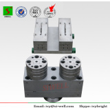 Extrusion tool for wire and cable insulation