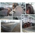 Pilar tubular redondo de acero galvanizado redondo