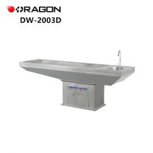 DW-2003D Disipación forense del zócalo impermeable del acero inoxidable del extractor de la tabla