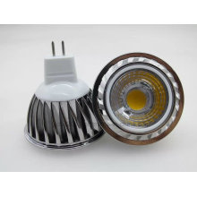 Nova Dimmable DC12V MR16 COB LED lâmpada