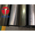 Pressure Purposes EN10217-7 Stainless Steel Tubes With Automatic Arc Welding