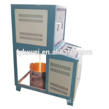 Import Morgan fiber induction melting furnace made in China