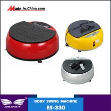 Indoor Body Building Mini Massagem Vibração Placa Perda de peso