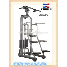 Chin up and dip Fitness Equipment / Gym Equipment/strength machine