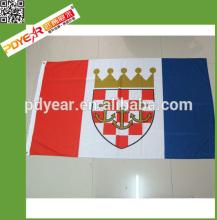 Custom advertising banner printing