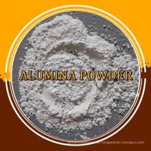 Hochreines weißes geschmolzenes Aluminiumoxid- / Aluminiumoxidpulver für Verkauf