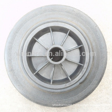 8 inch dust bin wheel/recycling bin wheels/garbage bin wheels