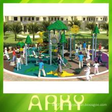2015 New Children Colorful Happy Outdoor Fun City For Amusement Park