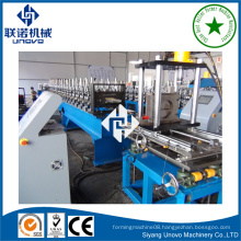 metal structural rollform machine for sigma profile