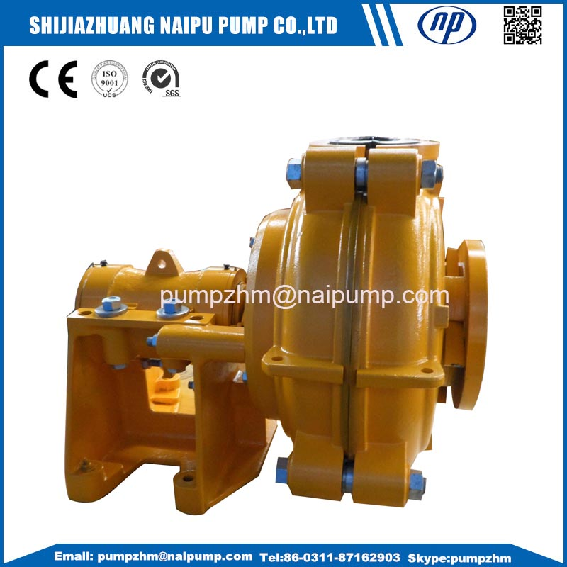 006 AH slurry pump