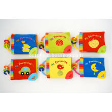 Soft Crinkle Books for Infants