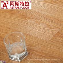 Superfície de madeira real da textura 8mm (U-Groove) revestimento laminado (AS2607)
