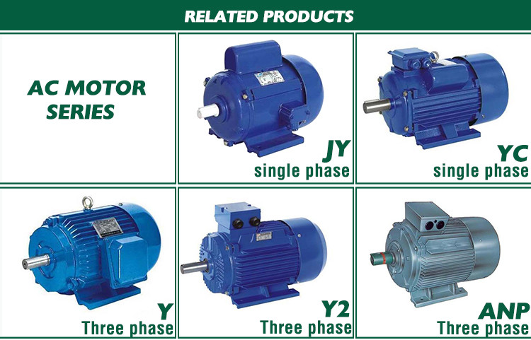 Related Prodcuts - AC Motors