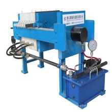 Твердое Жидкостное оборудование разъединения небольшой ручной фильтр-пресс