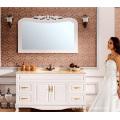 2015 Hot Selling American Style Double Basins Modern Bathroom Vanity