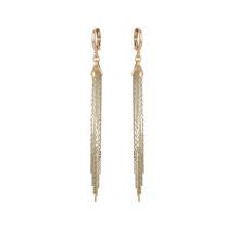 97247 Boucles d'oreilles pendantes à chaîne pour femmes avec style multicolore de style simple xuping