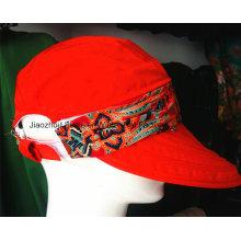 Chapéu do pescador do chapéu do pescador Chapéu da Senhora Sun