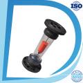 Transparent Water Measurement Low Cost Plastic Rotameter