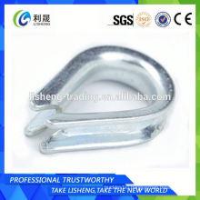 Aluminium Thimble Din6899b