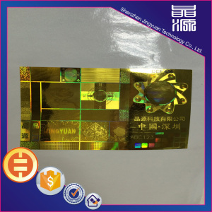3d Authentic Hologram Autocolantes