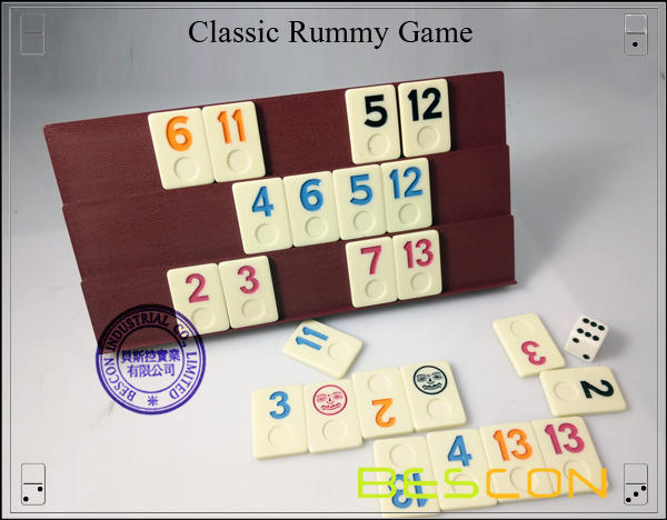 Classic Rummy Game