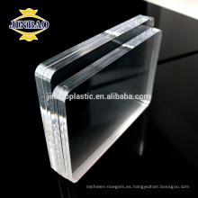 JINBAO publicidad pantalla LED 4x6ft 2x3m acrílico fabricante