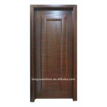 Porta de madeira sólida composta