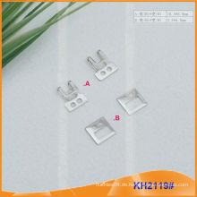 Neuer Entwurf des Messinghakens und des Auges für Kleidungsstück KH2119