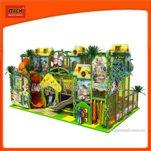 Popular Mich Indoor Jungle Theme Playground for Home