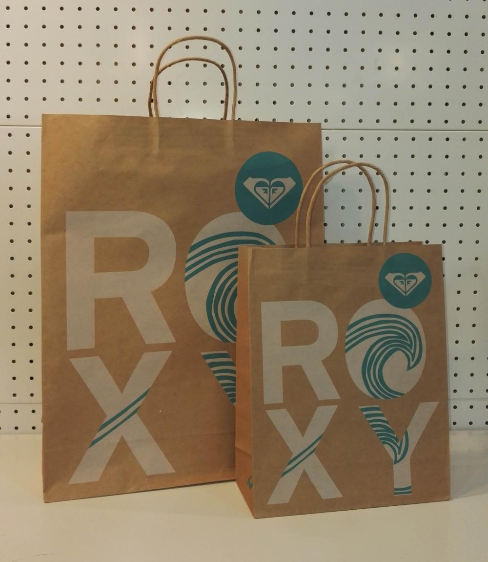 Paper Bags With Handles In Bulk