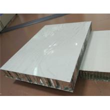 4'x8 'paneles de panal de aluminio para decoración interna y externa