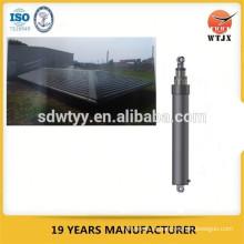 Cilindros hidráulicos para elevação de telhado