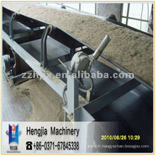 Transport de conveyeur pour chargement/déchargement de charbon