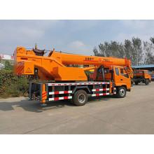 Einfach zu bedienender LKW-Kran