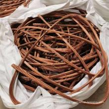 Red Copper Wire Ccrap Millbery Scrap Copper Wire Scrap 99.9%