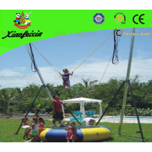 Single Kids Bungee Trampoline (LG019)