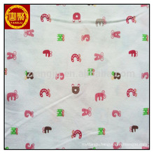Baby cloth used 100% cotton knit fabric tube