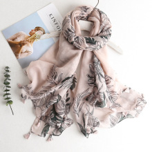 Arbeiten Sie hochwertiges moslemisches Hochzeitskleid für Verkauf Baumwollschal Dubai Hijababaya Moslem hijab Mode um