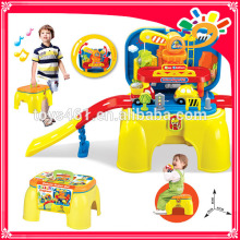 Hot Sell Track Bau Lager Stuhl / Eisenbahn Spielzeug für Kinder