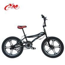 2017 nuevo estilo BMX bicicleta / precio de fábrica 20 bmx bike / ciclo barato BMX