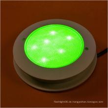 18W 12V Edelstahl LED Schwimmlicht