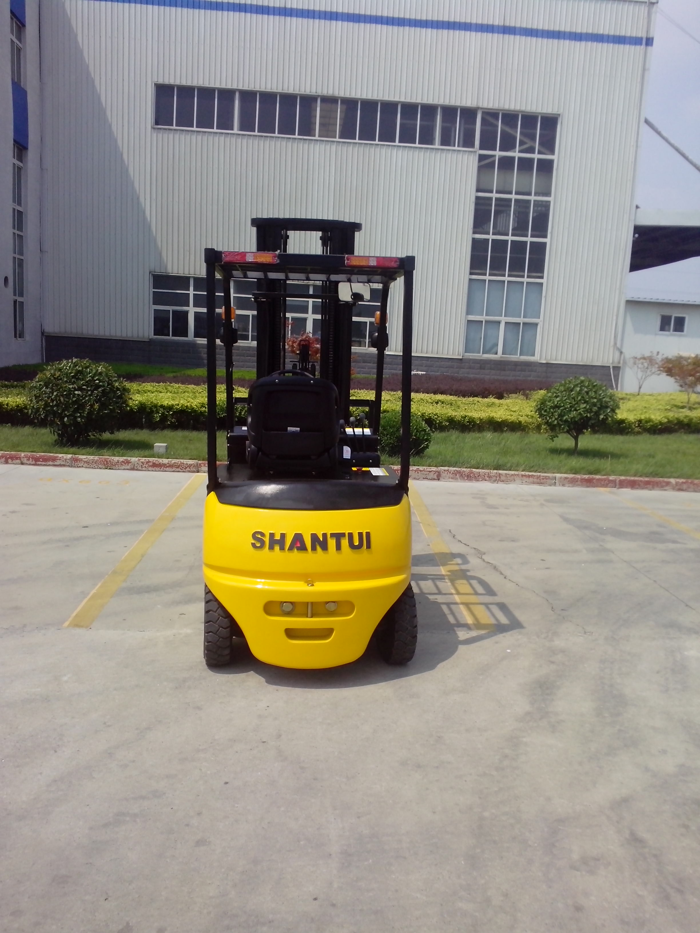 1.5 Ton Electric Fork Lifter AC Motor