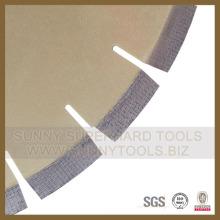 Hoja circular de piedra de fluorita (SY-DSB-30)