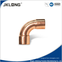UPC, NSF certifié Zhejiang Copper Pipe Fitting CXC 90 degrés Long The Elbow