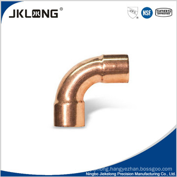pipe elbow for plumbing 90 degree long radius elbow CXC
